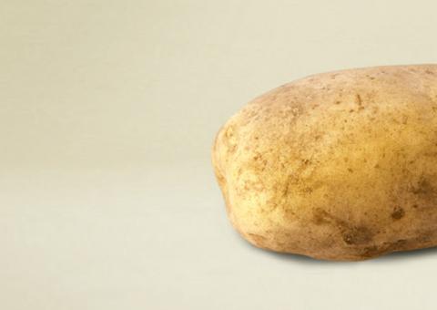 """REWE Anzeige Nachhaltigkeitsgeschichten """"Kartoffel"""""""