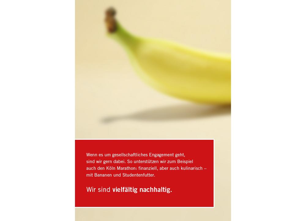 """REWE Copy Nachhaltigkeitsgeschichten """"Banane"""""""