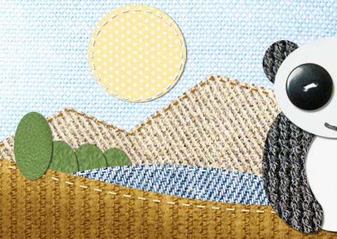 "OTTO Motiv ""Panda"""