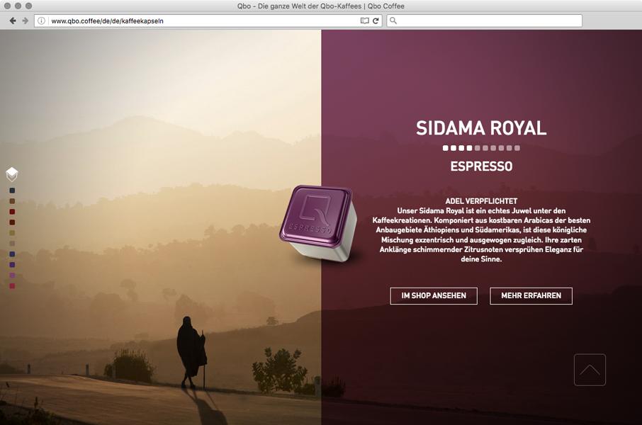 Qbo Coffee|Homepage